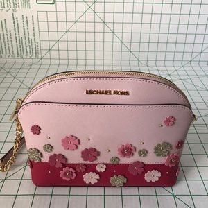 Michael Kors md Emmy floral Crossbody